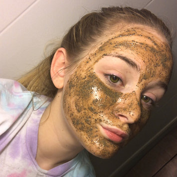 Photo of LUSH Cup O' Coffee Face and Body Mask uploaded by Laura M.