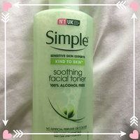 Simple Skincare Soothing Facial Toner uploaded by ellie c.
