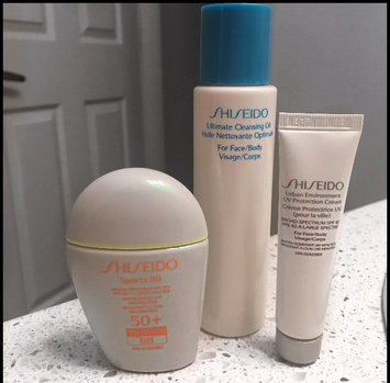 Shiseido Multi-Defense UV Protector SPF 50 PA+++ 30ml/1oz uploaded by Sydney N.