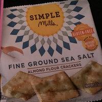 Fine Ground Sea Salt Almond Flour Crackers uploaded by Becca D.