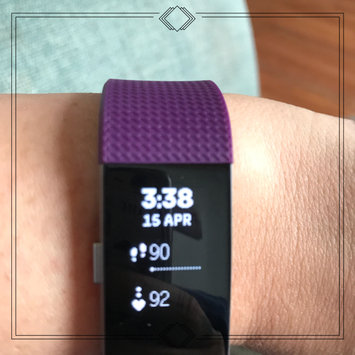 Photo of Fitbit Charge 2 - Plum, Small by Fitbit uploaded by Kelly S.