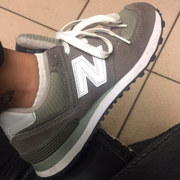 Photo of new balance Balance 411 Lifestyle Girls' Fashion Runner Sneakers uploaded by Char A.