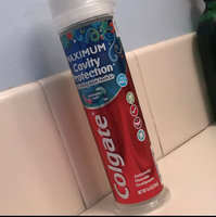 Colgate® MAXIMUM CAVITY Protection* Pump Toothpaste uploaded by Melaney M.