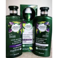 Herbal Essences Cucumber and Green Tea Shampoo uploaded by sablerose C.