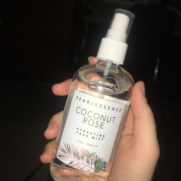 Photo of Herbivore Rose Hibiscus Coconut Water Hydrating Face Mist 4 oz uploaded by Courtney S.