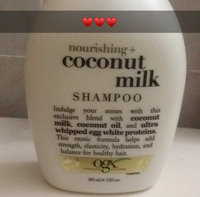 OGX® Coconut Milk Shampoo uploaded by DAFNE P.