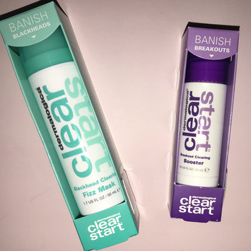 Photo of Dermalogica Clear Start Blackhead Clearing Fizz Mask uploaded by Maria M.