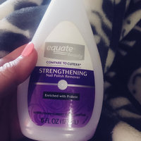 Equate Strengthening Nail Polish Remover, 6 fl oz uploaded by Ashley S.