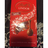 Lindt Lindor Milk Chocolate Truffles uploaded by Haley C.