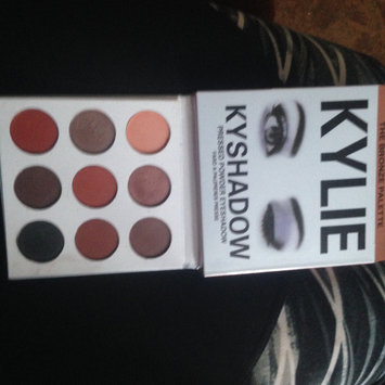 Photo of Kylie Cosmetics The Bronze Palette Kyshadow uploaded by Madison G.