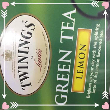 Photo of TWININGS® OF London Green Tea Bags uploaded by Kaylee S.