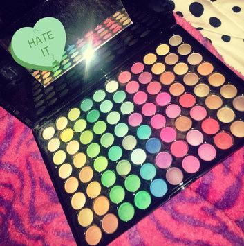 Photo of BH Cosmetics 88 Matte Eyeshadow Palette uploaded by Tawana Y.