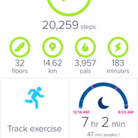 Fitbit Charge HR Activity Wristband uploaded by Megan S.