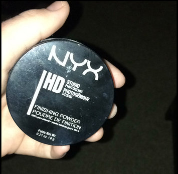 NYX Cosmetics Studio Finishing Powder uploaded by Millicent P.