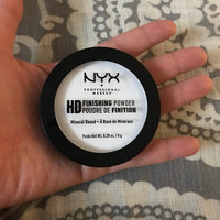 NYX HD Finishing Powder Banana uploaded by Katerine K.