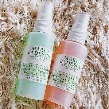 Photo of Mario Badescu Facial Spray with Aloe, Cucumber & Green Tea uploaded by Sarah Z.