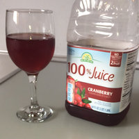 Ocean Spray 100% Juice Cranberry uploaded by Anne S.
