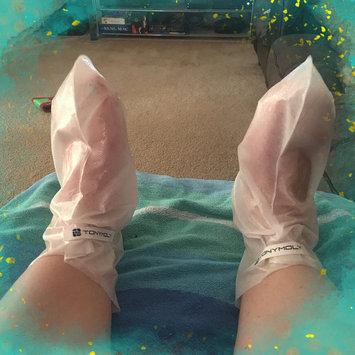 Photo of Tony Moly Foot Peeling Shoes uploaded by Carol L.