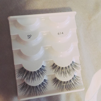 Photo of Salon Perfect Perfectly Natural Multi Pack Eyelashes, 614 Black, 4 pr uploaded by ilsee A.