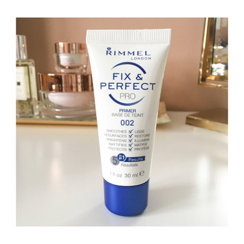 Photo of Rimmel London Fix And Perfect Pro Primer uploaded by Anca G.