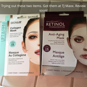 Retinol Anti-Aging Sheet Mask - Pack of Five - Women uploaded by Ashley R.