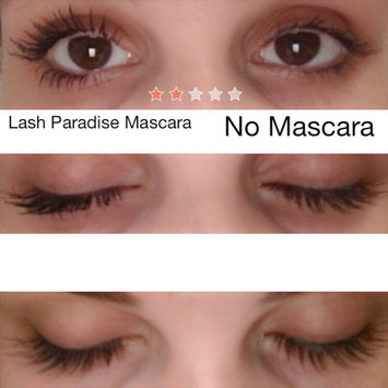 L'Oréal Paris VOLUMINOUS® Lash Paradise Waterproof Mascara uploaded by Megan O.
