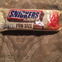 Snickers Almond Bar uploaded by Dshante R.