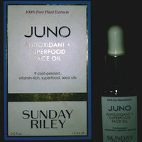 Sunday Riley Juno Antioxidant And Superfood Face Oil uploaded by Candice C.