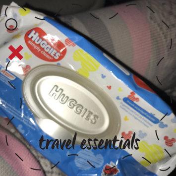 Photo of Huggies® Simply Clean Fresh Baby Wipes uploaded by Krystle M.
