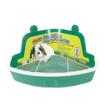 Photo of Ware Mfg Pet Scatterless Pan Med Assorted uploaded by Leticia C.