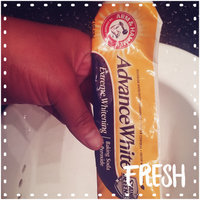 Arm & Hammer Advance White Extreme Whitening Control with Baking Soda & Peroxide uploaded by Ashley A.