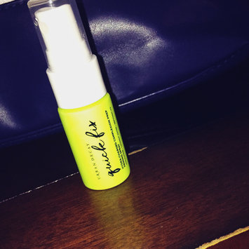 Urban Decay Quick Fix Hydracharged Complexion Prep Priming Spray uploaded by Dianna N.