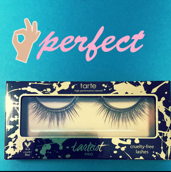 tarte Tarteist™ PRO Cruelty-Free Lashes uploaded by Jodie C.