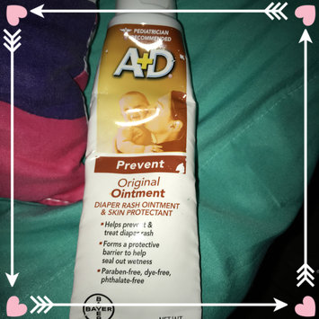 Photo of A+D Diaper Rash & Skin Protectant Original Ointment uploaded by Monique'👑 R.