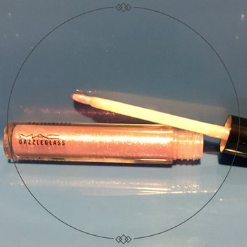 Photo of MAC Dazzleglass Lip Gloss uploaded by Leslie Y.