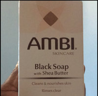 Ambi Black Soap with Shea Butter uploaded by eunice o.