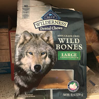 THE BLUE BUFFALO CO. BLUE™ Wilderness® Dental Chews Mini Size Wild Bones™ uploaded by Jesenia V.