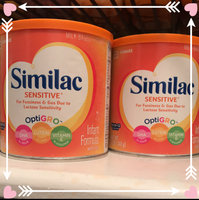 Similac Sensitive for Fussiness & Gas uploaded by Jennifer G.