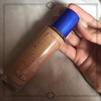 Photo of Rimmel London Match Perfection Foundation uploaded by Angie G.
