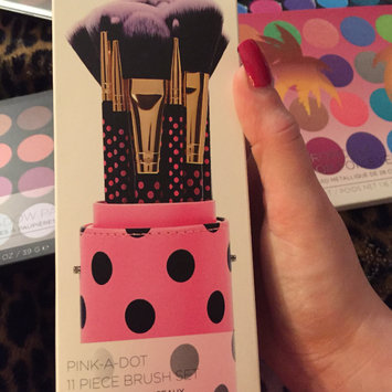 Photo of BH Cosmetics Pink-a-Dot Brush Set uploaded by Angelina B.