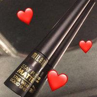 Milani Stay Put Matte 17hr Wear Liquid Eyeliner uploaded by Mak S.