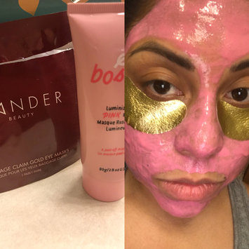 Photo of boscia Luminizing Pink Charcoal Mask uploaded by Ninonchka R.