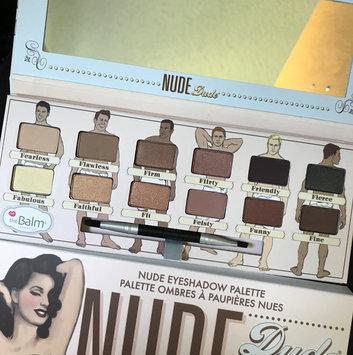 theBalm NUDE 'dude Eyeshadow Palette w/Twinbeauty Brush uploaded by Alexandra B.