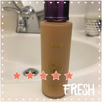 tarte Rainforest of the Sea Water Foundation Broad Spectrum SPF 15 uploaded by Alejandra P.