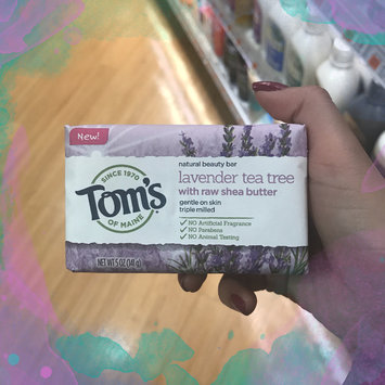 Photo of Tom's OF MAINE Natural Beauty Bar Relaxing uploaded by Lillian S.