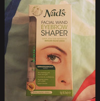 Ds Nad's Natural Hair Removal Gel, Facial Wand, .2-ounces uploaded by Jennifer C.