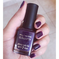 Max Factor Glossfinity Nail Polish uploaded by RASHA  .