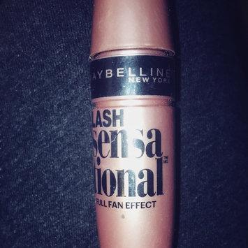 Maybelline Lash Sensational® Waterproof Mascara uploaded by Katia D.