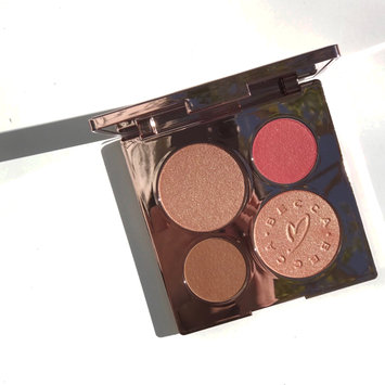 Photo of BECCA x Chrissy Teigen Glow Face Palette uploaded by ANDREA C.