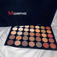 Morphe 35OM Nature Glow Matte Eyeshadow Palette uploaded by Jesica C.
